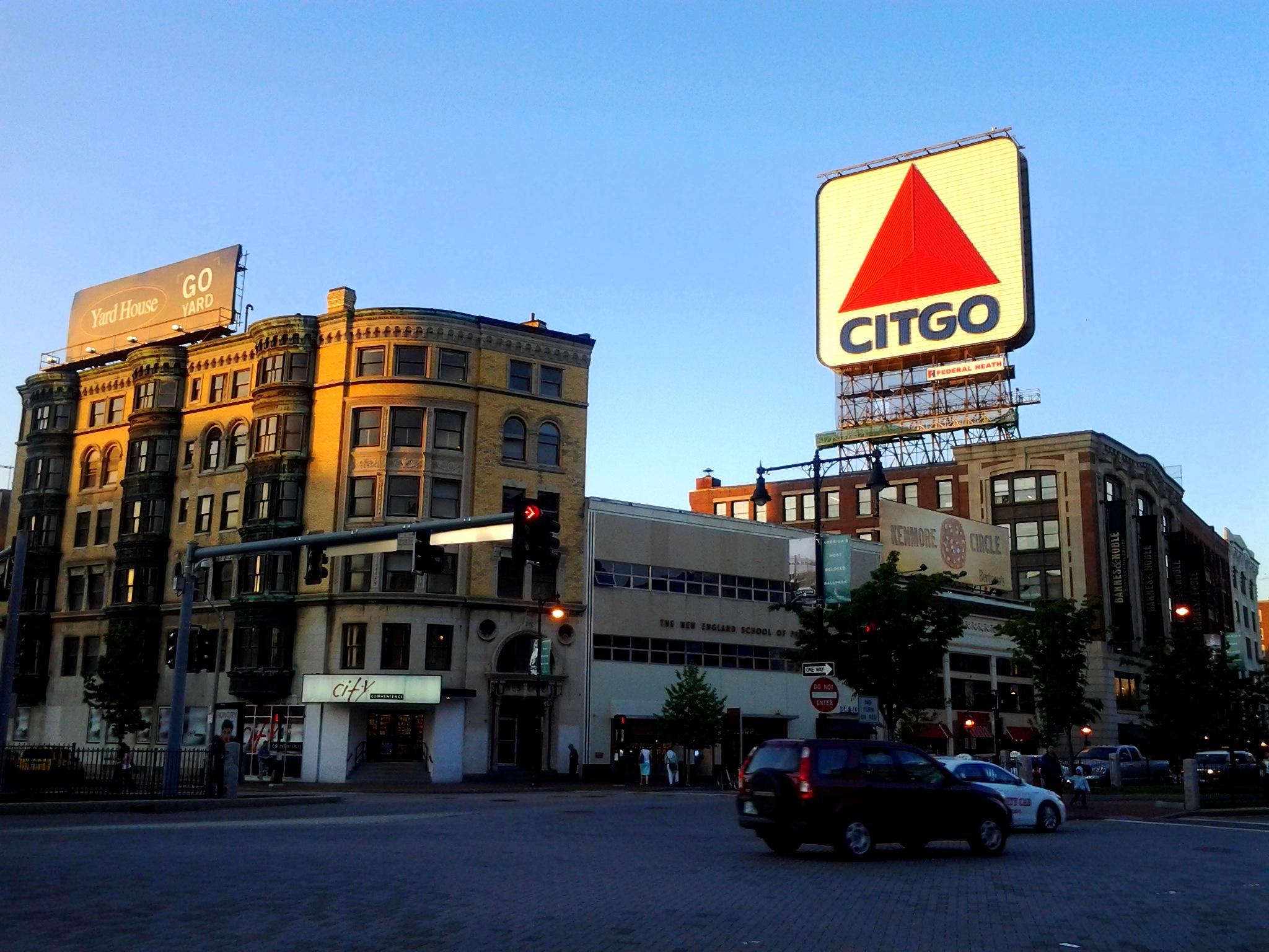 Citgo Sign Kenmore Square