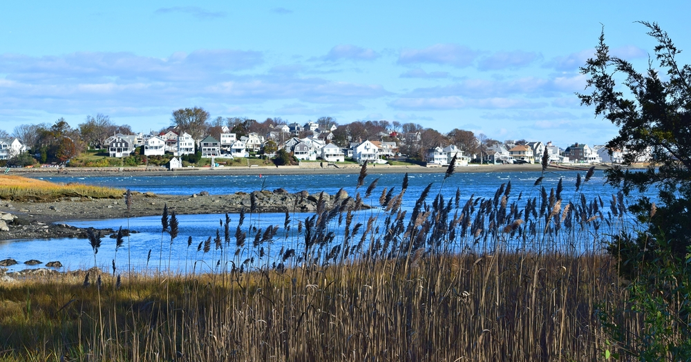 World's End in Hingham, MA